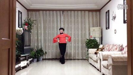 风中梅花广场舞:我爱广场舞