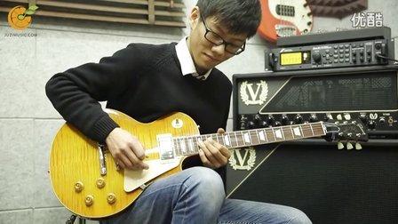 电吉他曲《路》-- 桔子音乐崔冠可原创作品
