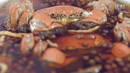 达人厨房:醉蟹,生醉与熟醉之两种醉法