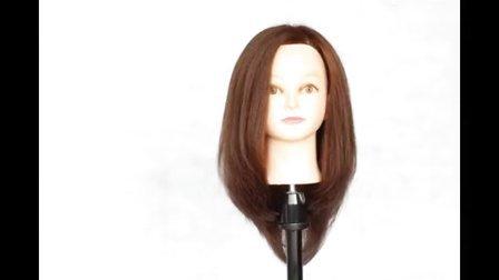 第一款发型修剪视频 雅正美发