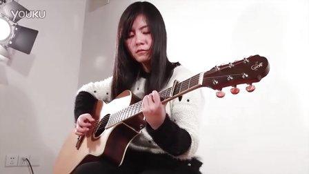 岸部真明《时间旅行》吉他独奏(武汉弦木音乐)