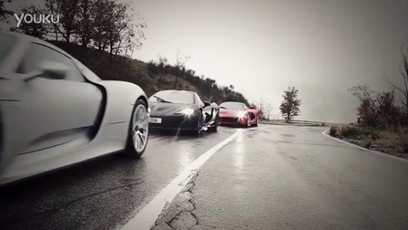 LaFerrari VS 保时捷918VS迈凯轮P1全球独家(预告) -Top Gear Magazine iPad - BBC
