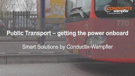 Public Transport - 电动大巴无线充电