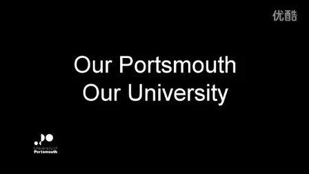 学生眼中的朴次茅斯大学和朴次茅斯城市