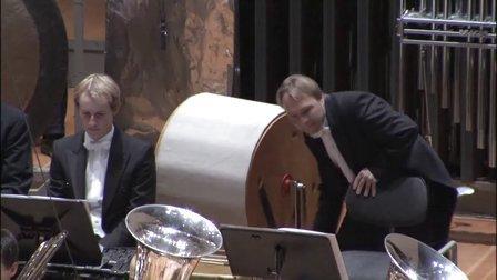 理查施特劳斯阿尔卑斯山交响曲--比契科夫指挥柏林爱乐乐团于柏林音乐厅(2008.10.04)