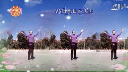 舞乐广场舞《梦见你的那一夜》编舞:応子