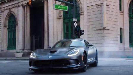 道奇蝰蛇纪录片 Dodge Viper DNA of a Supercar