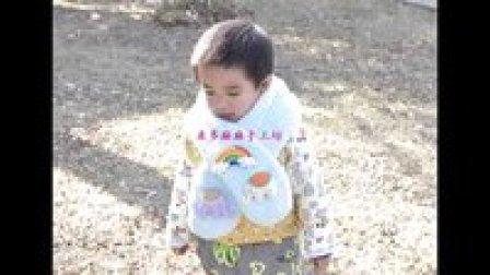 米多麻麻手工坊 第47节 绒绒线双层围巾