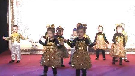 永吉县口前镇平安佳顺幼儿园2014年圣诞节联欢会