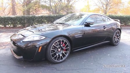 内外想拍2015捷豹Jaguar XKR-S Coupe-Convertible