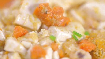 私房菜合辑来啦:虾肉小馄饨、肉燥饭、蟹粉豆腐、葱烧大排