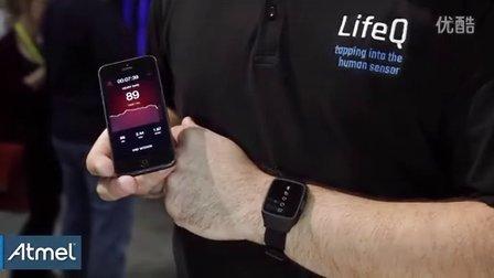 CES 2015: LifeQ开发人体传感器