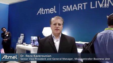 CES 2015焦点: Reza Kazerounian简介物联网