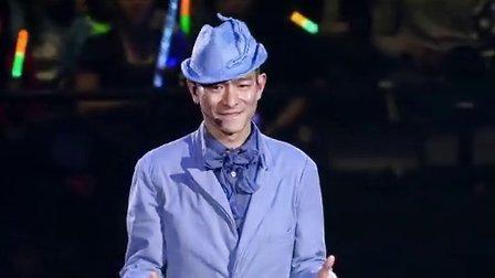 刘德华2010红馆Unforgettable演唱会全场中文字幕超清