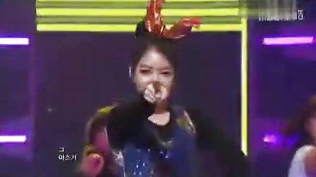 韩国群星演唱(头发乱了),粤语版是歌神张学友的(头发乱了)