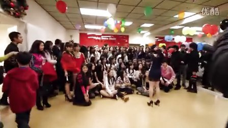天舞聖誕派對2014特輯 (花絮)