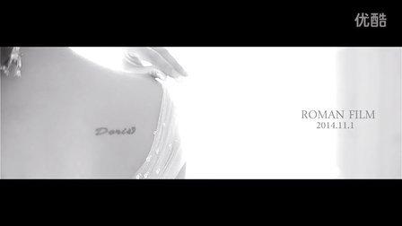 罗曼印象 深航空姐婚礼电影《依》