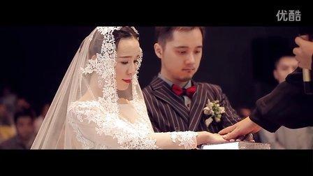 绯系视觉作品 | 成都光音堂教堂婚礼电影
