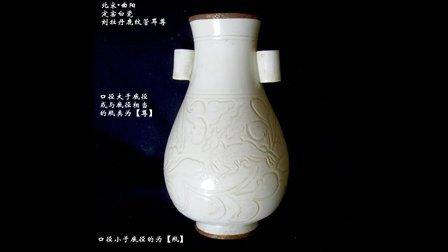 古瓷器胎釉自然老化物象显微分析鉴定 实例(11)