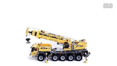 Lego/乐高 Technic/科技 42009 Mobile Crane MK II