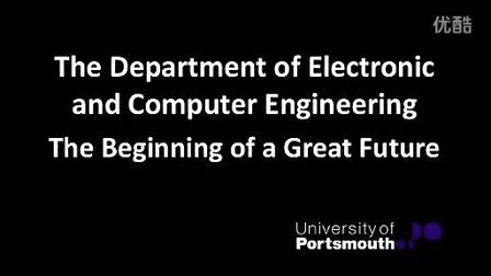 英国朴次茅斯大学电子和计算机工程类专业