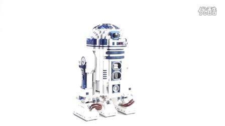 乐高/Lego Ultimate Collector Series 10225 R2-D2 - Lego Speed Build