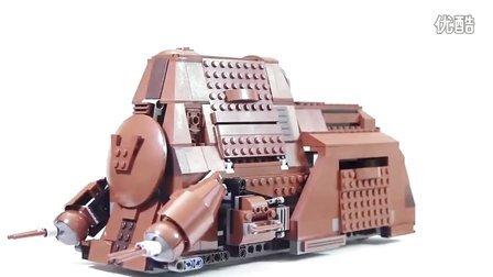乐高/Lego Star Wars 75058 MTT - Lego Speed Build