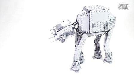 乐高/Lego Star Wars 75054 AT-AT - Lego Speed Build