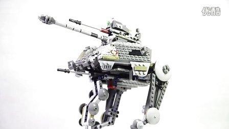 乐高/Lego Star Wars 75043 AT-AP Complete build, unboxing and review