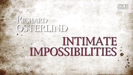 Intimate Impossibilities by Richard Osterlind