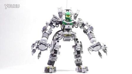 乐高/Lego Ideas 21109 Exo Suit - Lego Speed Build