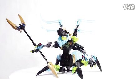 乐高/Lego Hero Factory 44029 QUEEN Beast vs. FURNO, EVO & STORMER - Speed Build