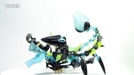 乐高/Lego Hero Factory 44024 + 44026 + 44029 - Speed Build