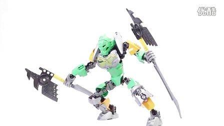 乐高/Lego Bionicle 70784 Lewa – Master of Jungle - Lego Speed build
