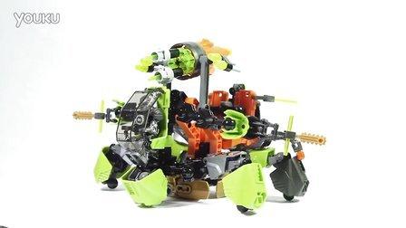 乐高/Lego Hero Factory 44023 + 44025 + 44027 - Lego Speed Build