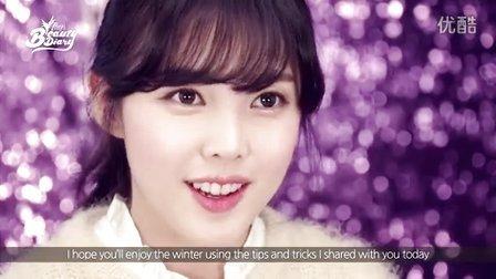 Pony's Beauty Diary - 冬日妆容 @iLove-Makeup