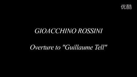 赫伯特·馮·卡拉揚 & 柏林愛樂樂團 - 喬奇諾·羅西尼:《威廉·退爾》序曲 (1975)