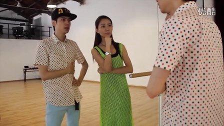演员罗云熙,拜学著名表演导师张芮歌——台词篇