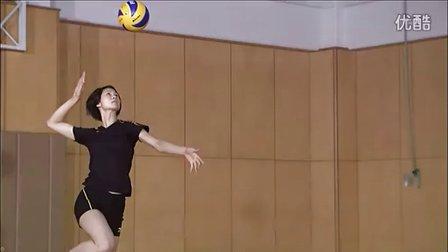 【排球发球】木村纱织 Saori Kimura 的发球技术