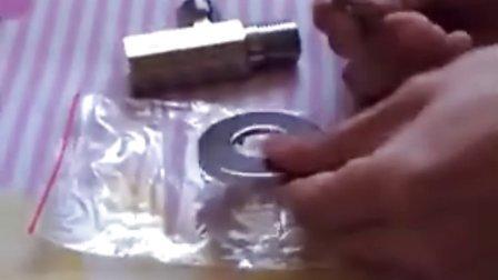 潜水艇地漏及角阀 (旗舰店买的)