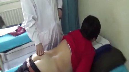郭振存腰椎间盘突出症患者女55岁治疗效果.
