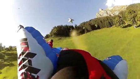 GoPro:亲密接触——和Jokke Sommer近距离飞行