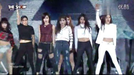 T-ARA - Sugar Free 141223 SBSMTV The Show