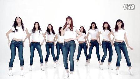 少女时代《Dancing Queen》蓝光高清MV【衣米舞舞】