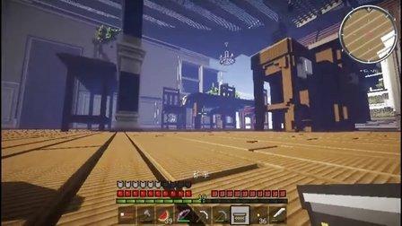 【奇怪君】 我的世界 Minecraft 超仿真生存《谁动了我的奶酪》ep.4-1 当个创世神
