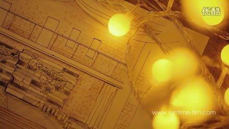《属于我和他的婚礼》-上团电影工作室婚礼作品