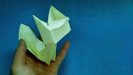 折纸王子教你折焰尾方块猫(下)会员专享视频