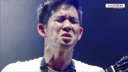 Dragon-Jake Shimabukuro (Fuji Rock Festival '14)-近距离欣赏Jake汗水和Blue琴