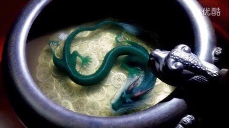 【东水】3D树脂画龙,在盆里画出的真龙 企鹅6 6 1 8 9 6 4