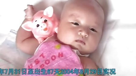 于昊旸成长纪实第3集 出生3867天200407310829